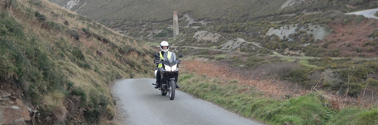 North Coast Motorcycle Training in Cornwall